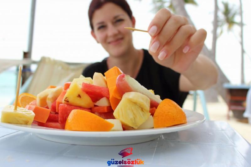Diyetteyken Meyve Yenir mi?